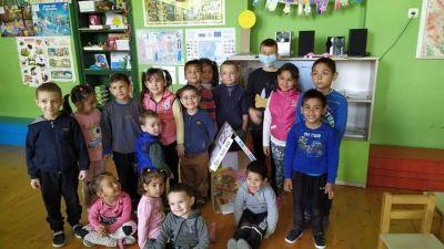 """Съдържание на предучилищното образование в ДГ """"Мир""""  - Изображение 7"""