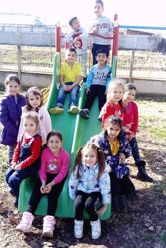За нашата детска градина